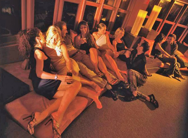 Orgy night at the local swing club is livened up with Lily Love  № 181526 загрузить